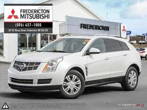 2011 Cadillac SRX LUXURY! REDUCED! AWD! LEATHER! HUGE SUNROOF!