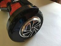 "Smart Segway Bluetooth Hoverboard with speakers, multi coloured flashing LED lights and 8"" Wheels"
