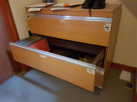 3 Drawer Lateral Side Filer Filing Cabinet