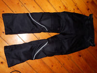 Like new: Turin Waterproof Motorcycle Trousers