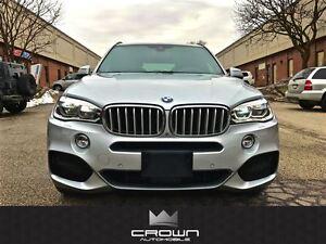 2014 BMW X5 5.0 L, M PACKAGE, BANG & OLUFSEN