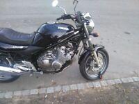 Yamaha, XJ, 1999, 598 (cc)