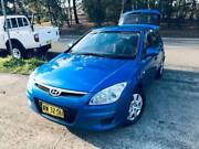 DIESEL TURBO MY09 2008 Hyundai i30 CRDi LOGBOOKS 2 Keys MANUAL A1 Sutherland Sutherland Area Preview