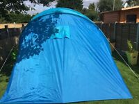 4 Man Tent hardly used