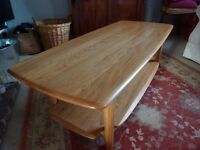 Coffee Table by Ercol. Excellent condition