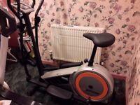 York Aspire 2 in 1 Cycle Cross Trainer