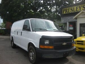 2008 Chevrolet Express 2500 G2500 A/C Leather