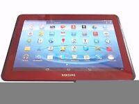 Samsung Galaxy Tab 2 Wi-Fi, 10.1in - GARNET RED (BOXED)