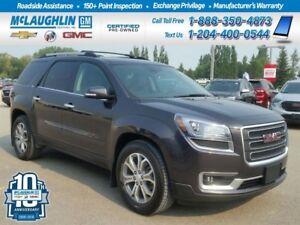 2015 GMC Acadia *Rem St *Htd Lthr *Back Up Cam *Bluetooth *AWD