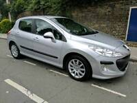 PEUGEOT 308 SR HDI SPECIAL EDITION 5DR - SAT NAT & BLUETOOTH - LOW 59,000 MILES