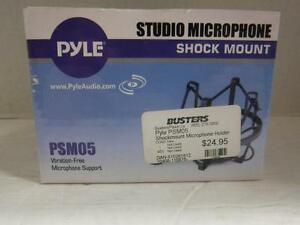 Pyle Shockmount Microphone Holder. We Sell Pro Audio And Recording Equiptment. 110875