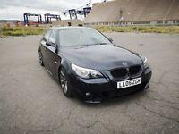 BMW e60 523i petrol 2.5 liter automatic