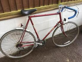 Raleigh Solo vintage racer