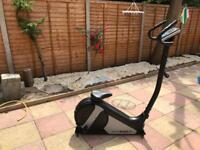 Roger Black programmable Exercise bike