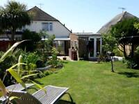 Two large double bedrooms for shorts and longer term rentals