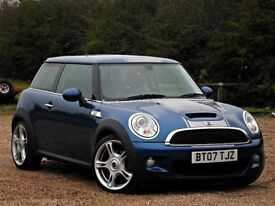 MINI Hatch 1.6 Cooper S 3dr LOW MILES COOPER WORKS ALLOYS 2007