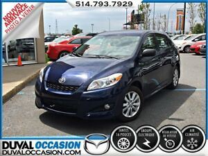 2009 Toyota Matrix CLIMATISATION + MAGS