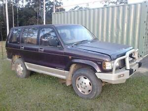 1996 Holden Jackaroo Wagon Nana Glen Coffs Harbour Area Preview