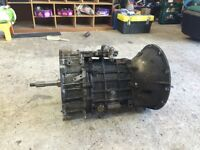 Land Rover gearbox