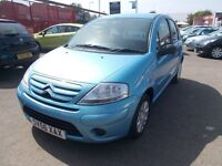 *CITROEN C3 DESIRE 1.4*56 REG*IMMACULATE*MEGALOW MILES*1 FORMER KEEPER*YEARS MOT*GREAT VALUE £2495*