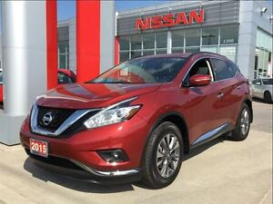 2015 Nissan Murano SV AWD, power tailgate, moon roof