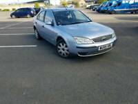 FORD MONDEO 1 YEARS MOT