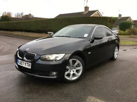 BMW 325i automatic 2007 petrol