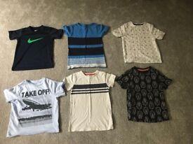 19 Items - Boy's Age 4-5 years Clothes Bundle, Mostly Next & Gap. M&S , Nike, TU, F&F £12.50