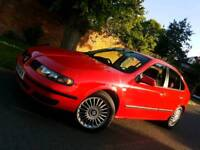 2001 Seat Leon Cupra 180bhp *** A1 condition ! ***