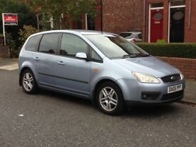 Ford CMax 2.0 diesel blue MPV great family car