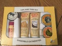 Burts Bees hand and toe kit. New ideal for Christmas gift