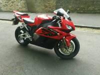 2004 Honda cbr 1000 rr FSH low mileage