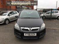 Vauxhall Zafira 1.6 i 16v Club 5dr 12 MONTH MOT,