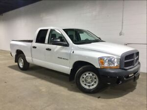 2006 Dodge Ram 1500 QUAD CAB! V6! SHORT BOX!