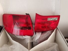 Audi A6 Avant 2007, Rear lights full set. Previously used, perfect condition.