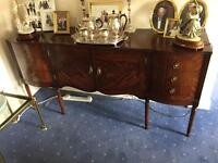 Display Cabinet with Sideboard £150