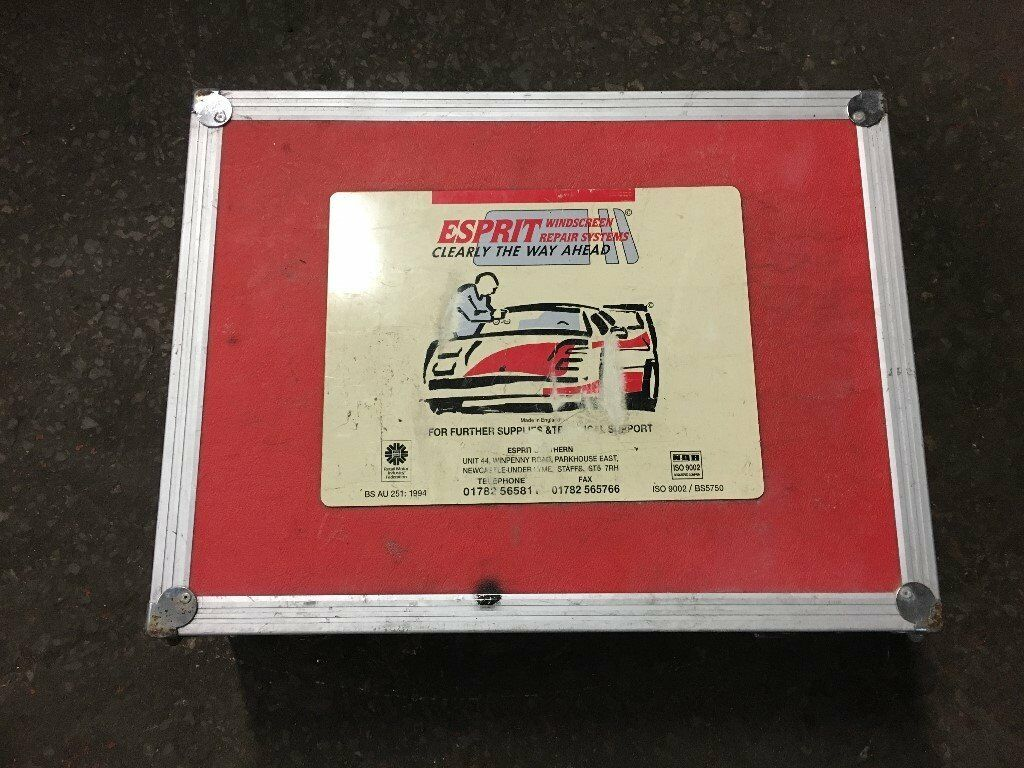 Esprit windscreen crack / chip repair kit