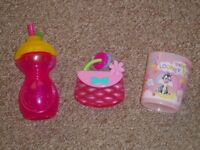 BABY CUPS & TEETHER