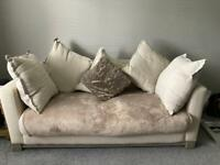 French Connection 2 seater sofa