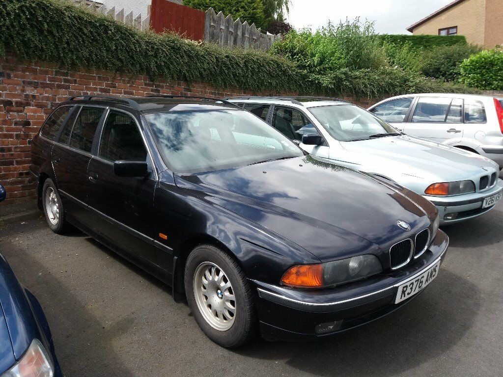 97 bmw e39 523i touring spares or repair in. Black Bedroom Furniture Sets. Home Design Ideas