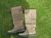 Ladies Dubarry Country Boots