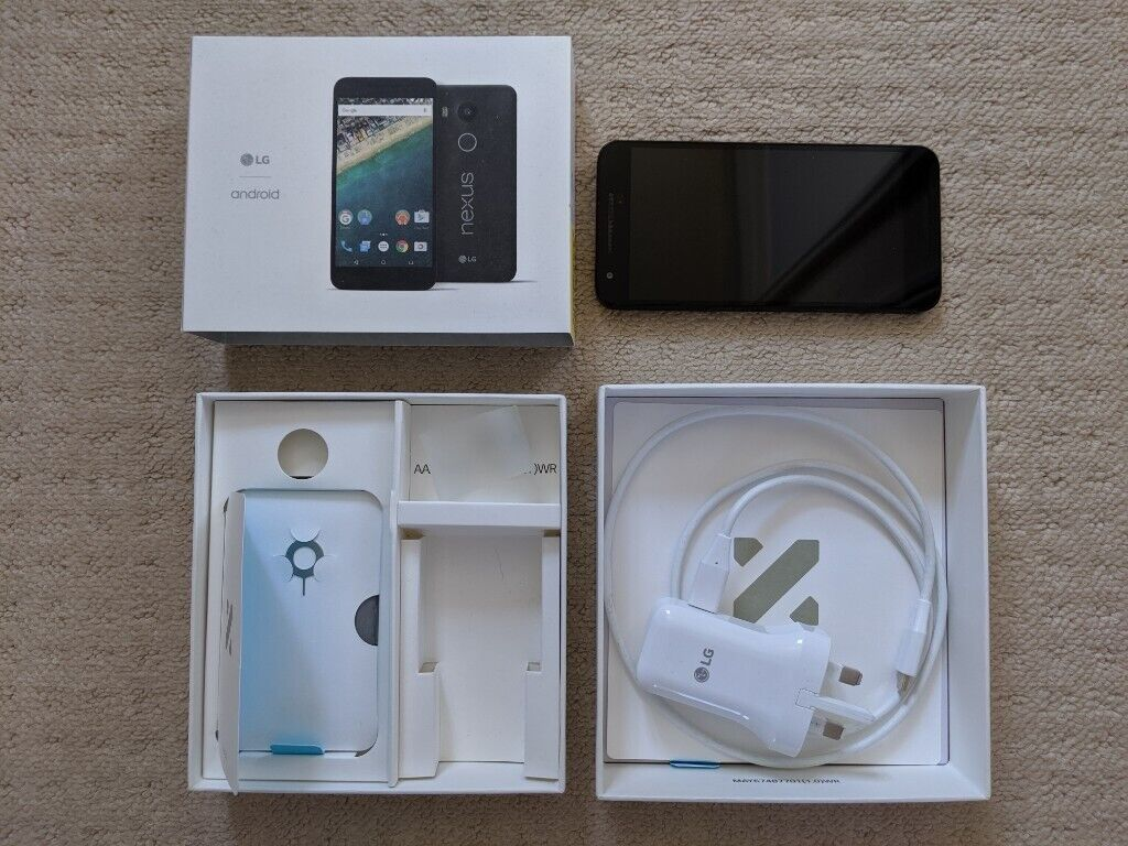 Google nexus 5X 16GB black | in Hanham, Bristol | Gumtree