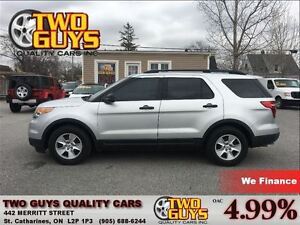 2013 Ford Explorer FULL 7 PASS / PWR SEAT /