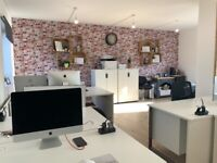 RESERVE NOW! MYS C01 / Creative Space / Private Office / Warehouse Style / Wimbledon