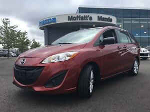 2015 Mazda MAZDA5 GS w/ BLUETOOTH, CRUISE, ALLOY WHEELS