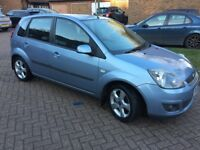 Ford Fiesta 1.4 Freedom Zetec, Hatchback, 5dr Petrol Manual