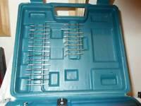 Marksman cordless mini grinder kit