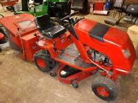 countax ride on mower 40 inch cut