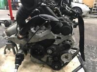 Vw transporter engine+gearbox