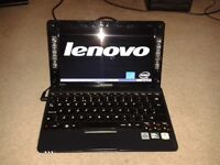 LENOVO S10 3S IN PERFECT CONDITION WITH CHARGER AND BELKIN COVER £65 ONO